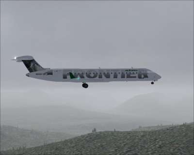 Screen shot for Traffic PlusPak - Commuter Aircraft 1