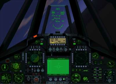 Just Flight  F117A Stealth Fighter JFD580 Earn 60 Pilot Points  Custom gauges effects navigation lights and cockpit illuminations and animations