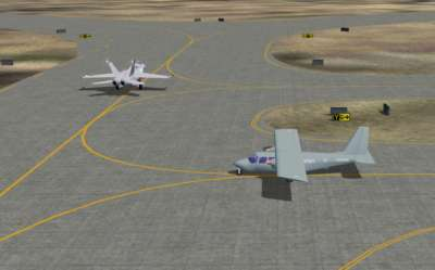 Screen shot for Traffic PlusPak - Military Aircraft 1