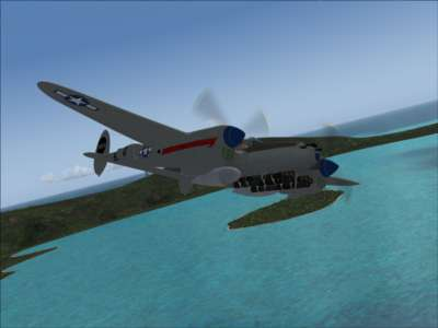 Screen shot for P-38 Lightning (Download)