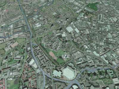 Screen shot for VFR RS - Birmingham, Coventry & Wolverhampton