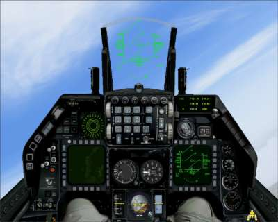 Screen shot for FS Falcon 2004 (Download)
