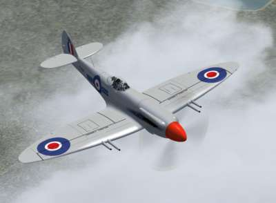 Screen shot for Spitfire (Download)