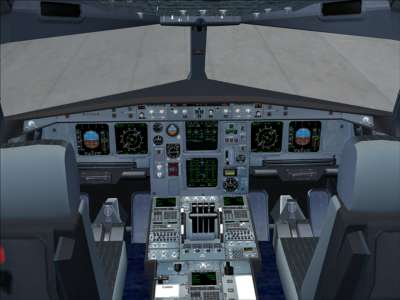 Screen shot for Airbus Collection: Long Haul (Download)