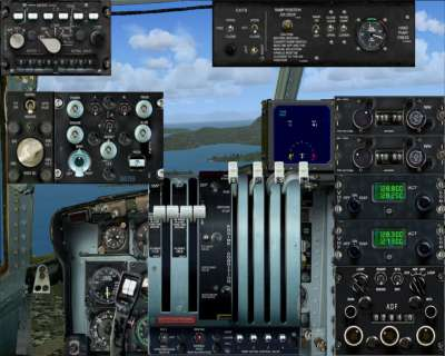 Screen shot for C-130 Hercules (for FSX & FS2004)