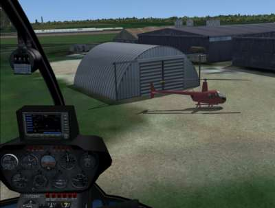 Screen shot for Real Scenery Airfields White Waltham