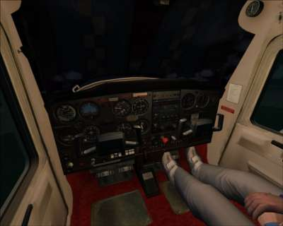 Screen shot for Flying Club C152