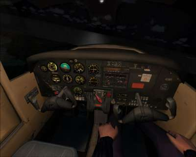 Screen shot for Flying Club Tomahawk