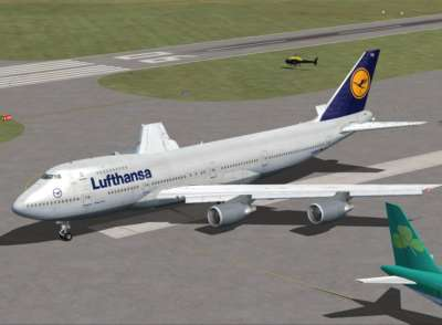 Screen shot for 747-200/300 Series (Download)