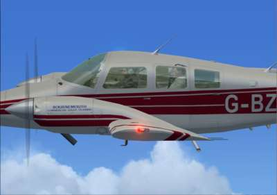 Screen shot for Flying Club Duchess