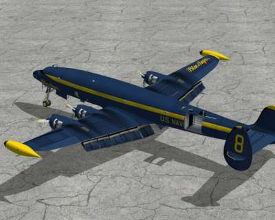 C-121-J Blue Angels
