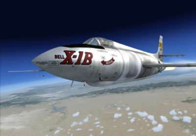 LEGO Ideas  X15 rocketplane