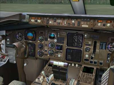 Screen shot for 767-200/300 Series FOR FSX & FS2004 (Download)
