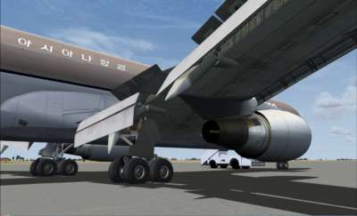 Screen shot for 767-200/300 Series Expansion Pack FOR FSX
