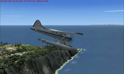 Isle of Wight (VFR Real Scenery 10m Mesh)