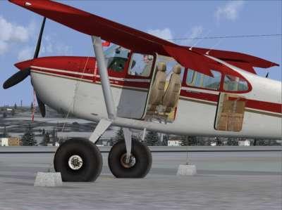 Just Flight - Carenado C185F Skywagon Bush (for FSX & P3D)