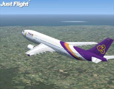 Screen shot for Airbus Collection Livery Upgrade Pack