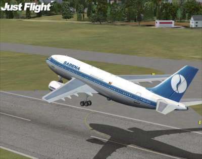 Just Flight - Airbus Collection Livery Pack
