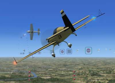 Screen shot for Airshow Pilot (Download)