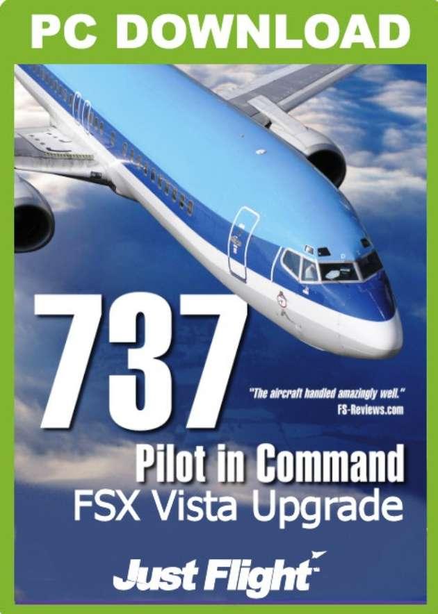 Just Flight - 737 Pilot In Command FSX/Vista/7 (32-bit)/8