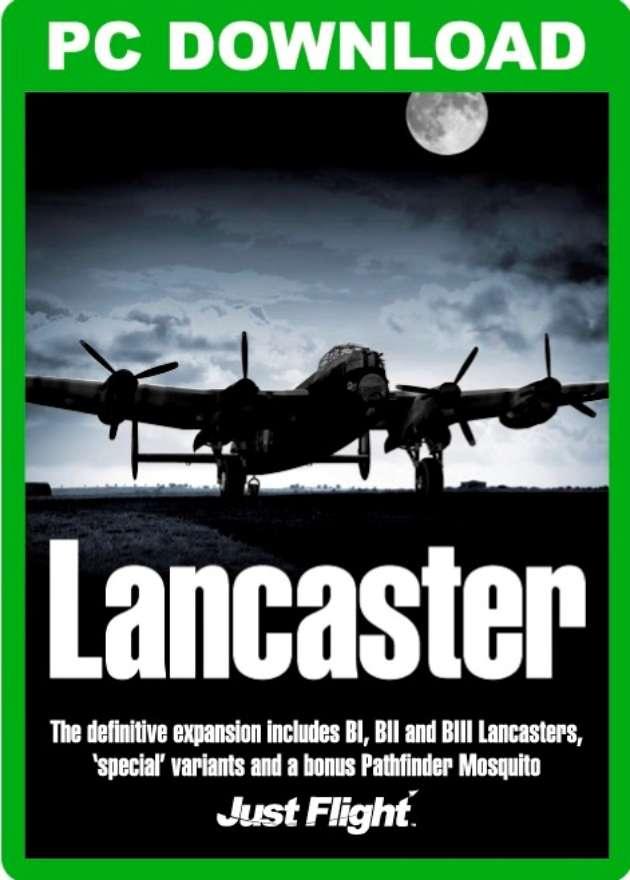 Lancaster - Just Flight
