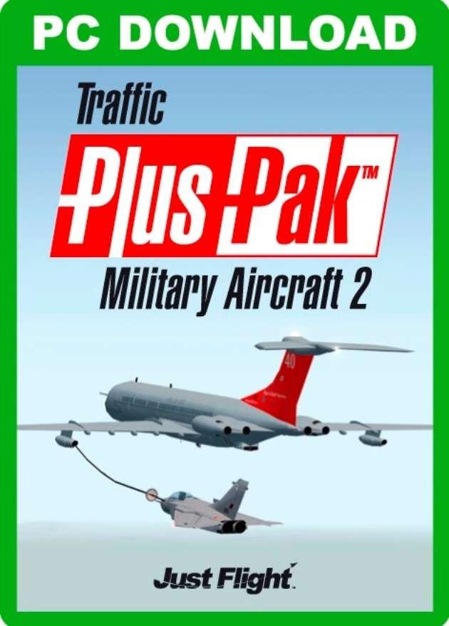 Just Flight - Traffic PlusPak - Military Aircraft 2