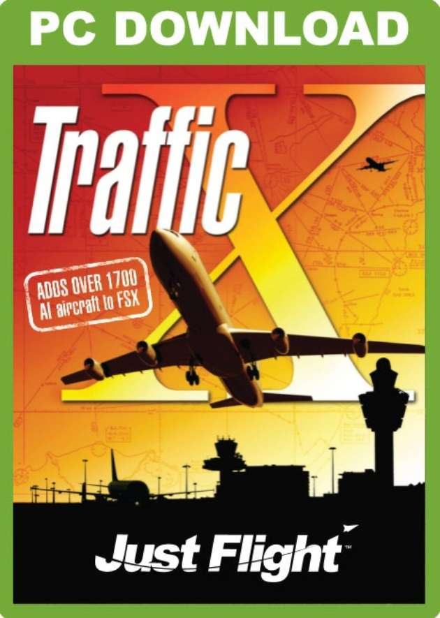 Just Flight - Traffic X (Download)