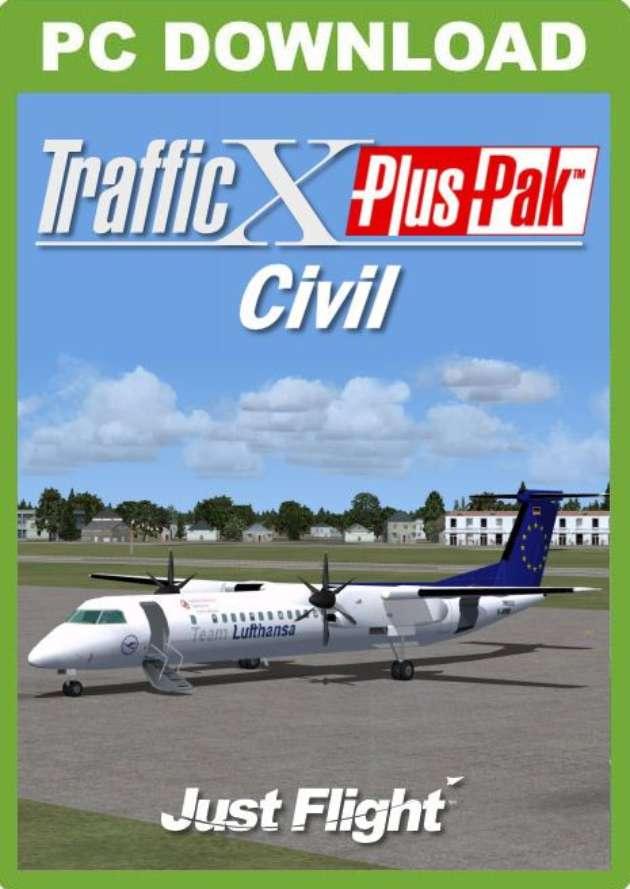 Just Flight - Traffic X PlusPak - Civil