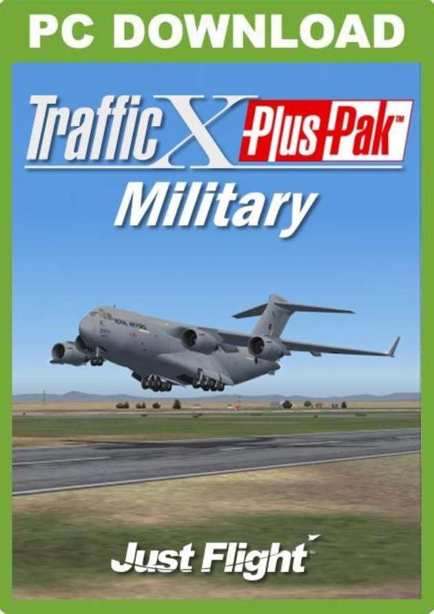 Traffic X PlusPak - Military - Just Flight