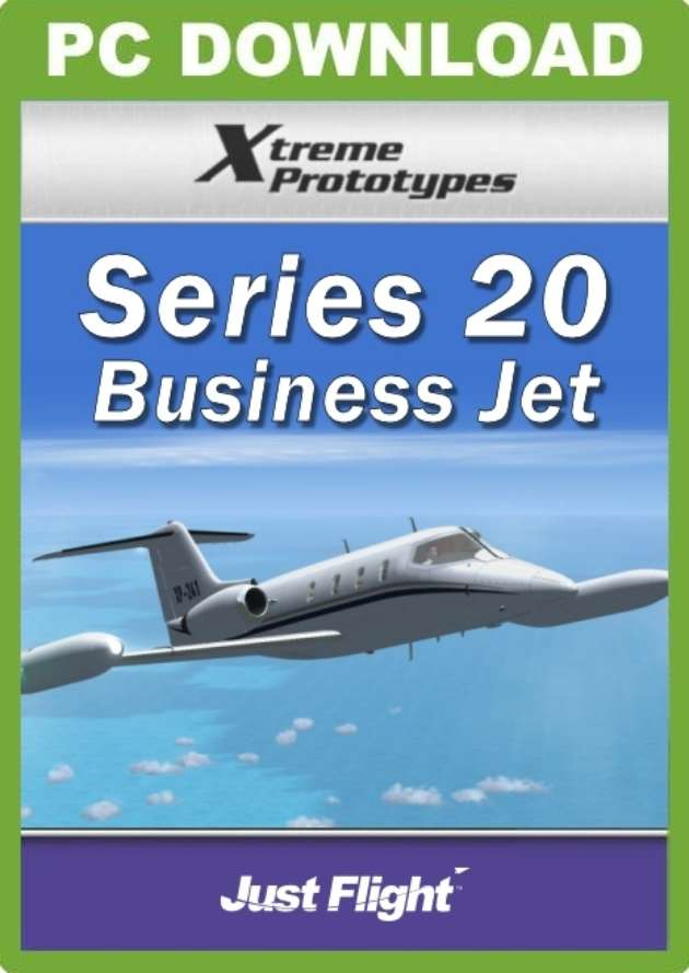 Xtreme Prototypes Series 20 Business Jet - Just Flight