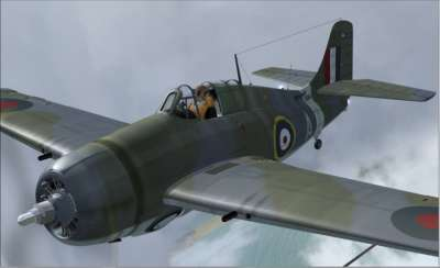 Screen shot for Wildcat & Martlet - Pack C