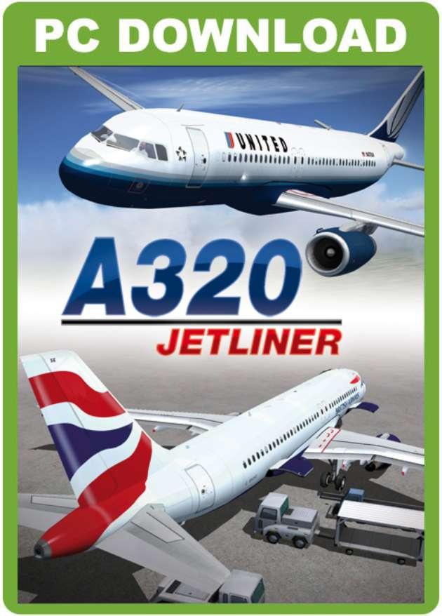 Just Flight - A320 Jetliner