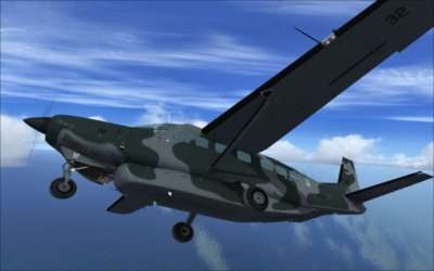Screen shot for Carenado C208B Grand Caravan (FOR FSX)