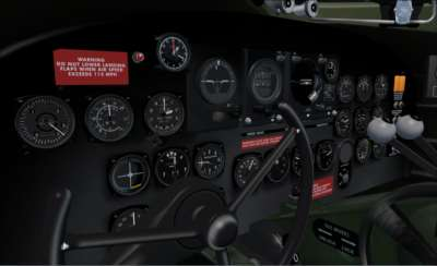 Screen shot for DC-3 - Legends of Flight (Download)