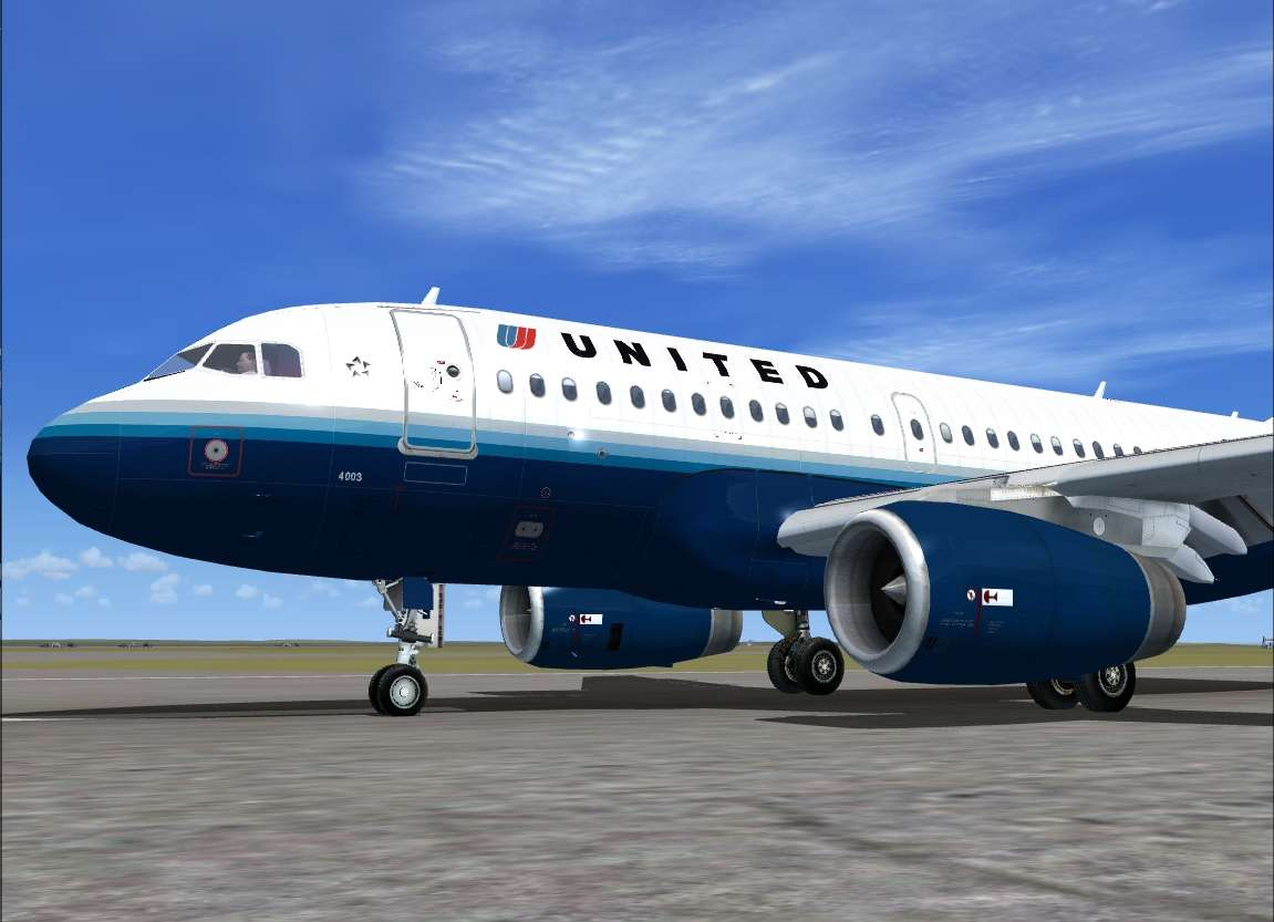 Just Flight - A319 Jetliner