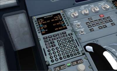 Screen shot for A319 Jetliner
