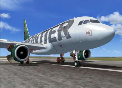 Screen shot for A318/A319 Jetliner Livery Expansion Pack