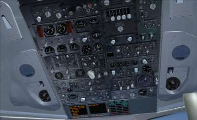 Screen shot for MD-87 Expansion Pack for MD-81/82 Jetliner