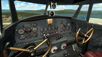 Screen shot for Around The World In 80 Flights (First Class Simulations)