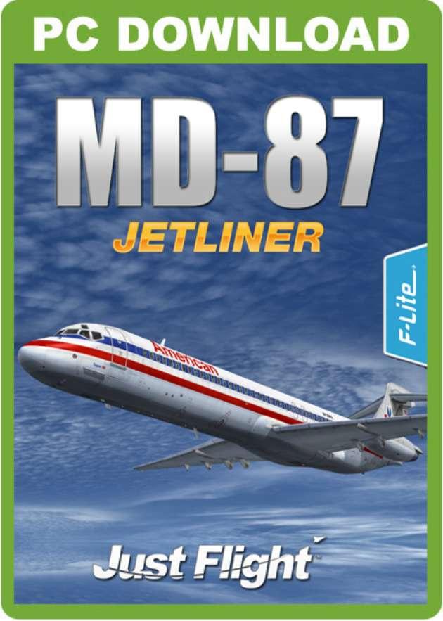 MD-87 Jetliner - Just Flight