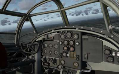 Screen shot for Wellington Bomber (First Class Simulations)