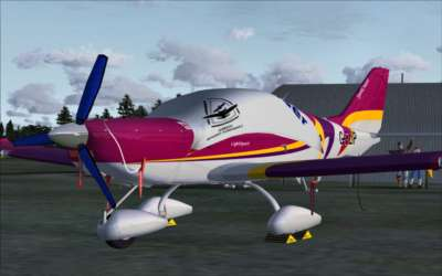 Screen shot for Flying Club SportCruiser