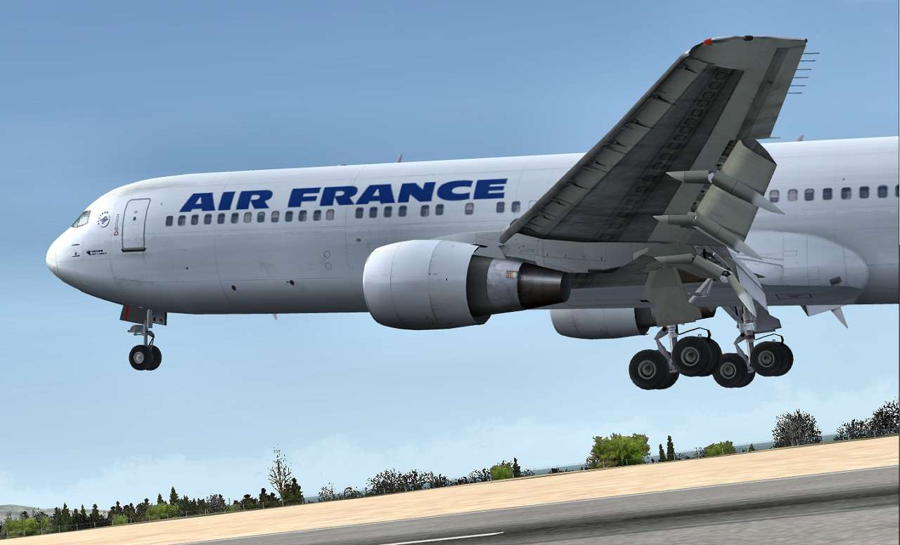 Just Flight - 767-200/300 Series Livery Pack