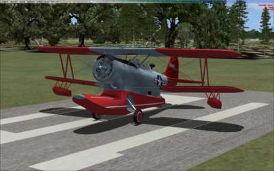 Screen shot for Grumman J2F Duck