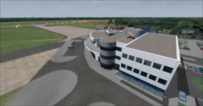 Screen shot for Polish Airports Vol. 2 FOR FS2004