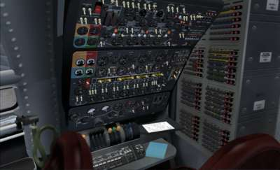 Screen shot for Comet Jetliner FOR FSX (Download)