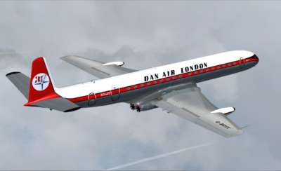Dan Air London