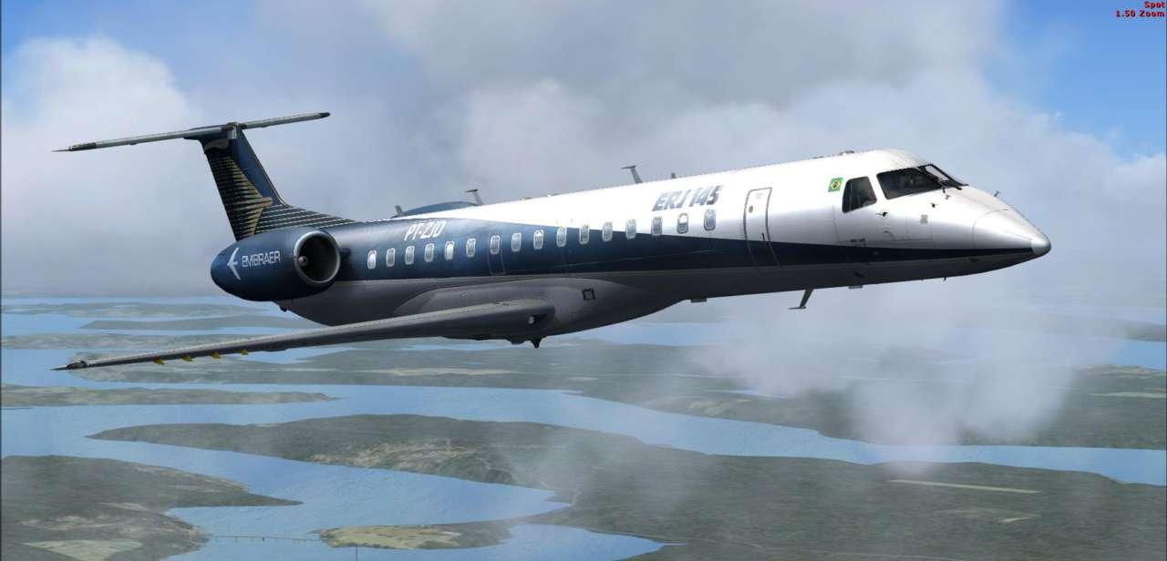 Just Flight - Embraer Regional Jets