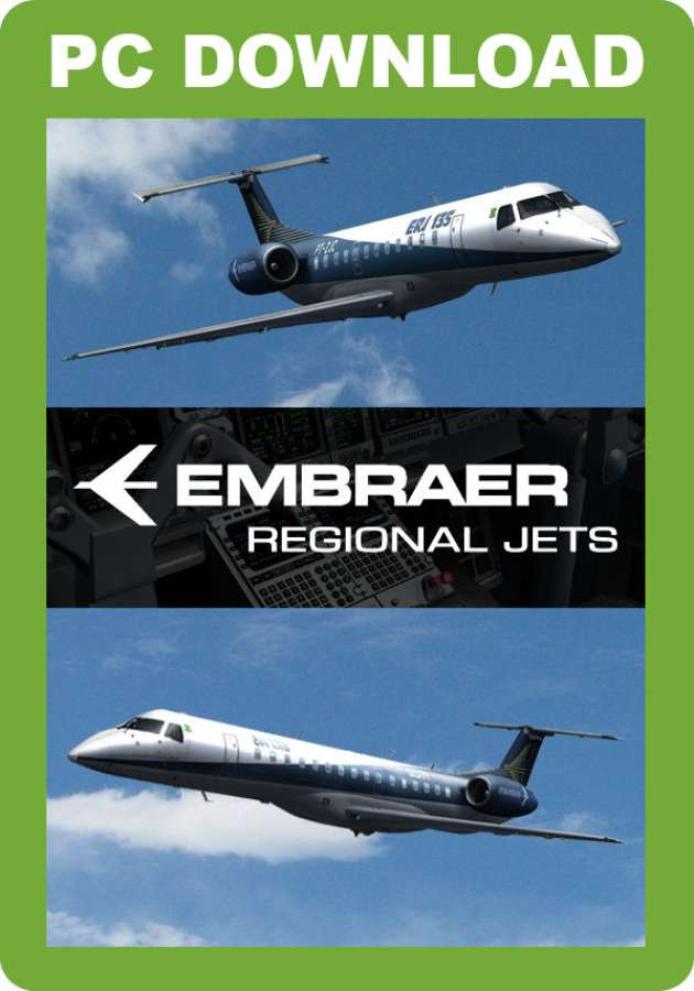 Just Flight - Embraer Regional Jets