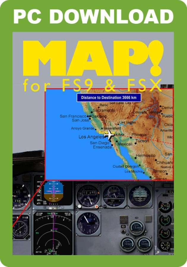 Just Flight - MAP!